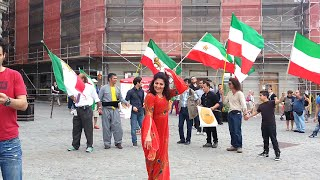 Download رقص کردی میهن پرستان، پاینده کردستان، ننگ بر تجزیه طلب استکهلم Video