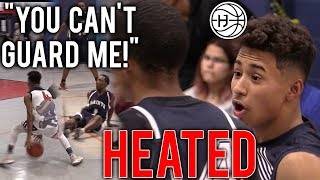Download Julian Newman 32 POINT GAME GETS HEATED! 6 THREES In A BLOWOUT WIN!! Video