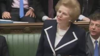 Download Margaret Thatcher's last Prime Minister's Questions: 27 November 1990 Video