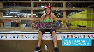 Download Alana, Bringing Girl Power to the Skate Park | Citizen Kid by Disney Video