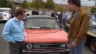 Download Very old Top Gear - Very young Jeremy Clarkson and Tiff Needell Video