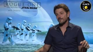 Download Rogue One: Mafe entrevistó en exclusiva a Diego Luna Video