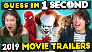 Download GUESS THAT 2019 MOVIE TRAILER IN 1 SECOND CHALLENGE Video