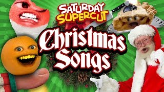 Download Every Annoying Orange Christmas Song! [Saturday Supercut🔪] Video