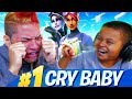 Download MINDOFREZ EXPOSED!! LITTLE BROTHER MAKES HIM CRY OVER FORTNITE BATTLE ROYALE *TROLLING* Video