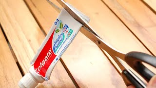 Download HOW TO MAKE a REUSABLE Toothpaste Tube Video