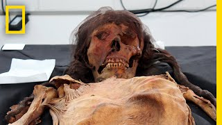 Download Revealing the Face of a 1,600-Year-Old Mummy | National Geographic Video