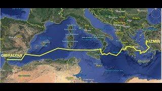 Download Mediterranean Crossing in a catamaran Video