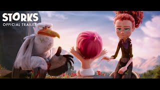Download STORKS - Official Trailer 3 Video