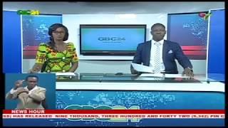 Download Ghana Rail Project (Tema-Akosombo Rail Line) in news Video