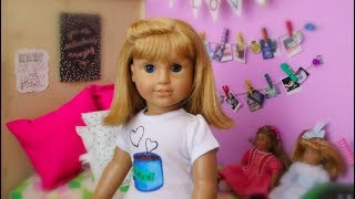 Download A Day in the Life of Nellie (American Girl Stopmotion) Video