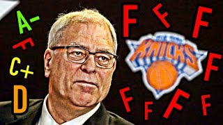Download Why the Knicks Fired Phil Jackson: Grading all of his decisions! Video