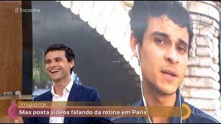 Download Max Petterson na Fátima Bernardes - 13/09/2017 Video