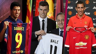 Download 20 Most Expensive Football Player Transfers Of All Time Video