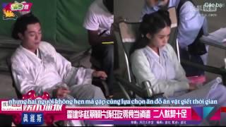 Download [Vietsub] Hậu trường quay phim Hoa Thiên Cốt - Hoắc Kiến Hoa, Triệu Lệ Dĩnh Video