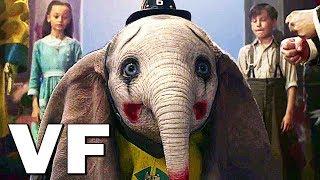 Download DUMBO Bande Annonce VF # 2 (NOUVELLE, 2019) Tim Burton, Film Disney Video