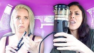 Download 10 WEIRD Car Accessories From Amazon?! (Beauty Break) Video