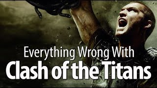 Download Everything Wrong With Clash Of The Titans (2010) Video