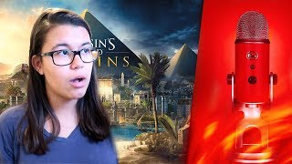 Download Assassin's Creed Yeti Mic Unboxing (GREAT FOR YOUTUBE/STREAMS) Video