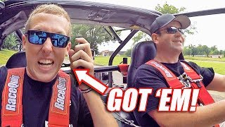 Download I SCARED CLEETUS in his OWN CAR! Video