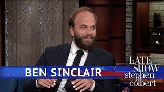 Download Ben Sinclair Imagines A Stoned Donald Trump Video