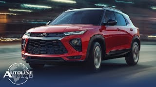 Download New Trailblazer Details; Indication Car Sales Stay Strong - Autoline Daily 2750 Video