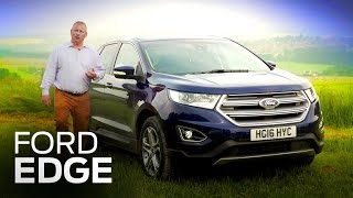 Download Ford Edge UK 2016 walk around and on/off road Test Drive/Review - Foray Motor Group Video
