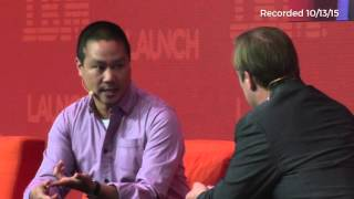 Download Zappos CEO Tony Hsieh explains holacracy and why it works for Zappos Video