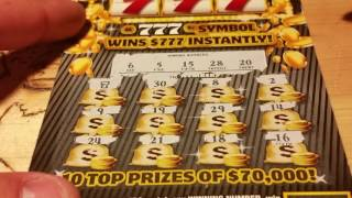 Download ((WINNER))777 & BIG MONEY $5 TICKETS~PA LOTTERY SCRATCH OFF INSTANT GAMES Video
