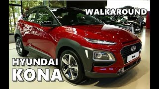 Download 2018 Hyundai Kona Walkaround (Exterior, Interior, Specs) Video