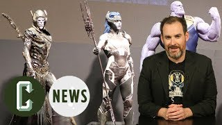 Download Avengers: Infinity War: Thanos' Black Order Revealed | Collider News Video