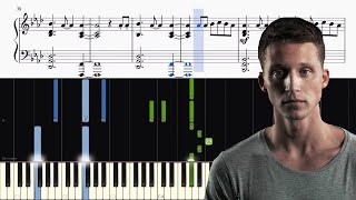 Download NF - Let You Down - Piano Tutorial + SHEETS Video