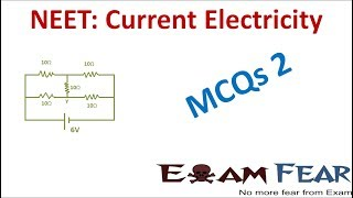 Download NEET Physics Current Electricity : Multiple Choice Previous Years Questions MCQs 2 Video