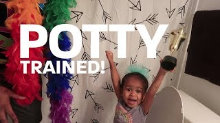 Download Potty Train A Toddler in 22 Easy Steps Video