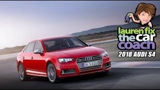 Download 2018 Audi S4 Car Review by Lauren Fix, The Car Coach® Video