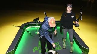 Download Bowfishing - Texas bowfishing with BT Outdoors Video