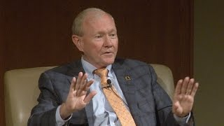 Download Distinguished Speaker Series: General Martin Dempsey, Former Chairman, Joint Chiefs of Staff Video