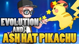 Download Can Ash Hat Pikachu Evolve or Use Eviolite In Pokemon Sun and Moon? Video