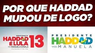 Download O que está por trás da mudança de logo do Haddad?   por Renan Santos Video