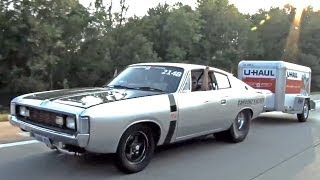 Download 7 Second Australian 1972 Valiant Charger Video