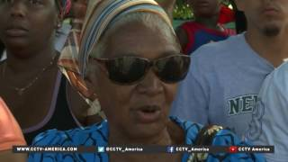 Download Fidel Castro's ashes arrive in Santiago de Cuba Video