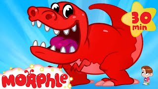 Download My Pet T-Rex Goes To School - My Magic Pet Morphle Dinosaur Video for Kids! Video