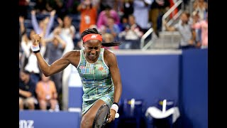 Download Coco Gauff vs. Timea Babos | US Open 2019 R2 Highlights Video