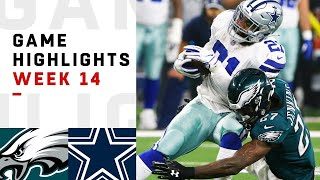 Download Eagles vs. Cowboys Week 14 Highlights | NFL 2018 Video