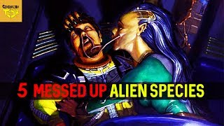 Download 5 Most Messed Up Species in Star Wars Video