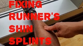 Download Running Tip: Recovering Shin Splints✔ Video