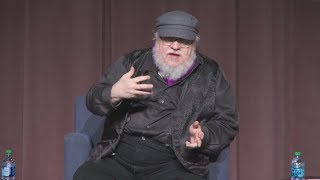 Download George RR Martin on Fantasy and Science Fiction Relationship Video