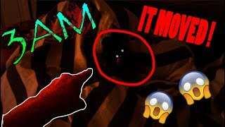 Download MY SHADOW FREDDY PLUSH MOVED!!!! (3AM CHALLENGE) Video