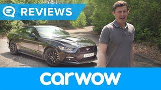 Download Ford Mustang V8 Sports Car 2018 review | Mat Watson Reviews Video