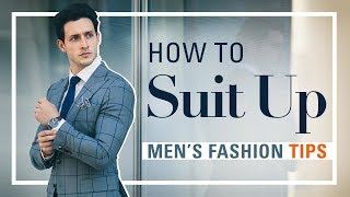 Download How to Suit Up | Men's Fashion Tips | Doctor Mike Video